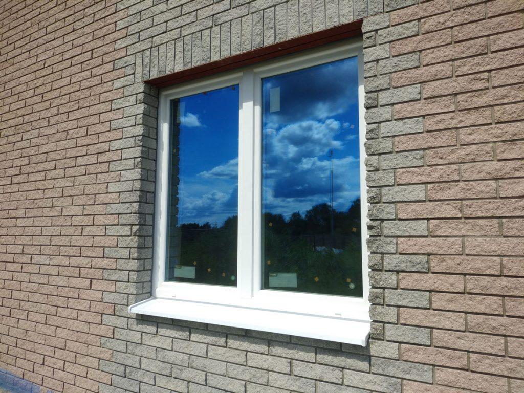 Пластиковое окно Окские Луга